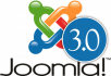 create a site web by Joomla and Configure it in your hosting server
