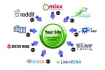 add your site Manually to 200+ social bookmarking site + Ping