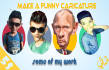 create caricatures portrait for you in 1day