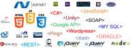 do php, python, java work
