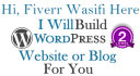 build wordpress blog and websites for your buisness