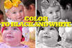 do an exceptional job when I convert your 10 color photos to black and white