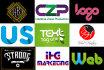 design Professional Text Logo