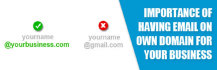 make email address with your domain