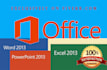 help you with Microsoft Office related work