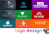 esign a 2D Logo Design