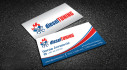 give AMAZING Business Card Design and  Free Source File