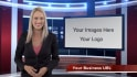 create an HD news style spokesperson video