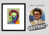draw an ABSTRACT portrait from your photo