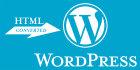 convert your HTML site to Wordpress