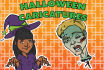 draw your Halloween Caricature