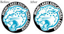 express Logo Vectorization in 24 hours