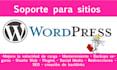 dar soporte para sitios WordPress