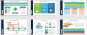 prepare an eye catching Powerpoint presentation on any topic
