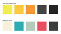 give you a colour scheme for your room