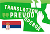 translate English to Serbian and Serbian to English