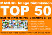 submit your Image Photo or Infographic to Top 50 PR 9 to 4 Image Submissions
