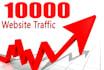 make 10000 Traffic range on your Website