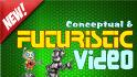 make FUTURISTIC Video Explainer For You