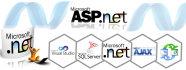 develop applications in asp NET