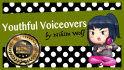 record a Youthful voice over