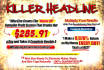 design a KILLER Headline Graphic