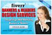 design Unique Website Banner or Header for Advertising