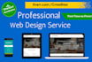 create or ReDesign Any Business Website in 3 days