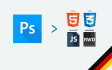 convert PSD Layout to responsive HTML5 and CSS3
