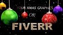 design and animate christmas graphics