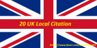 do 20 UK local citation to improve your local business