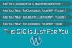 customize your WordPress PLUGIN