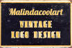 design retro vintage logo