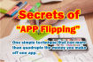 teach you how to Flipp Apps and Make full Time Income
