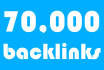 50000 60000 70000 backlinks, best for tier2