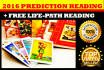 give TAROT Reading about your life in 2016 with Timelines