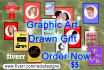 draw your gift of art