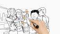 create CUSTOMIZED white board Animation
