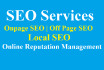 do White Hat SEO for One Month