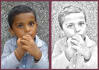 make pencil drawing from your photo
