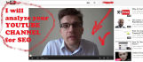 analyse your Youtube channel from SEO perspective