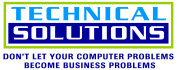 provide technical solutions to computer problems