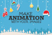make Animation from your Idea