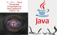 complete your c, cpp, java programming assignment within 10 hours