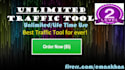 provide you UNLIMITED Traffic Tool for website