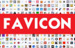 create a Clean FAVICON of your Logo
