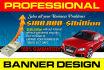 do OUTSTANDING banner design