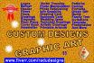 illustration custom great design