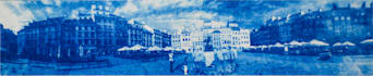 transfer your photo to Cyanotype