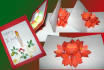 create 3D Greeting card with your Special massage